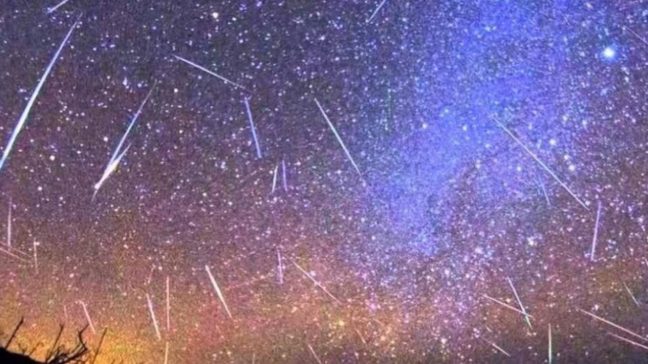Сегодня ночью ожидается пик метеорного дождя из созвездия Персей-Персеиды