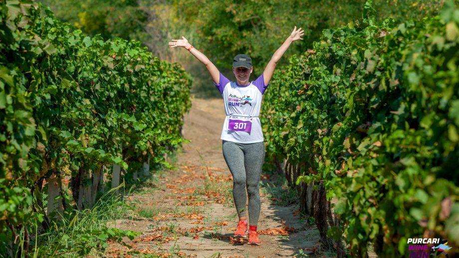 Совмещай спорт, вино и молдавские традиции. Зарегистрируйся в забеге Purcari Wine Run