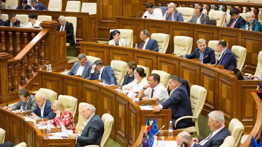 Молдова возвращается к пропорциональной системе выборов. Смешанную избирательную систему Парламент отменил