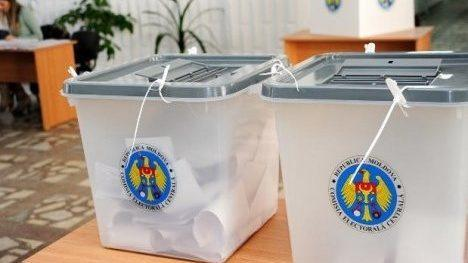 Досрочные выборы в четырех одномандатных округах обойдутся в 11 миллионов леев