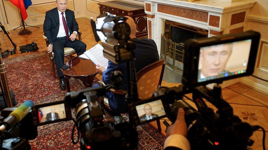 В Британии снимут сериал о Путине. Как он будет называться