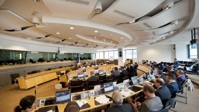 Оплачиваемая стажировка в Европейском социально-экономическом комитете