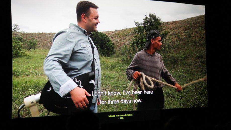 """(видео, фото) Молдавский документальный фильм борется на кинофестивале за приз """"Сердце Сараево"""""""