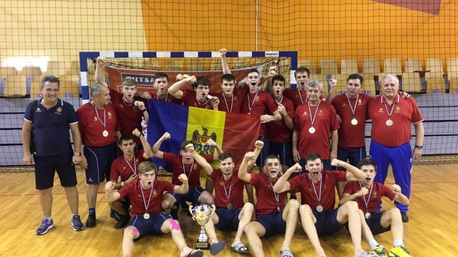 Национальная сборная по футзалу U-19 выиграла международный турнир в Риге