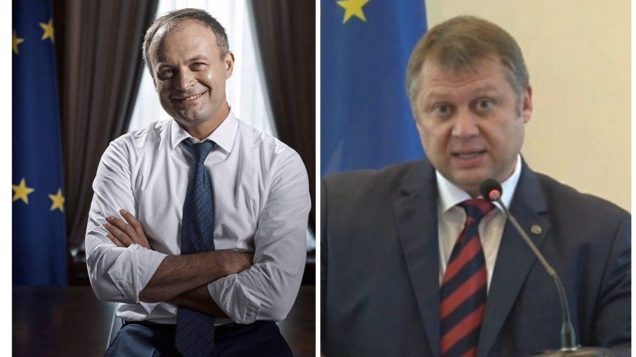 Канду прокомментировал слова министра экономики о строительстве Chisinau Arena
