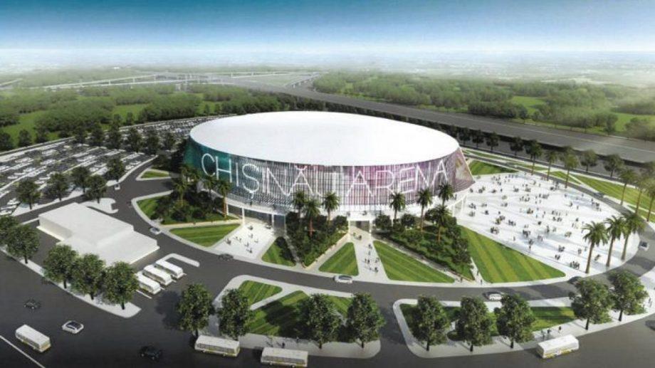 Вадим Брынзан: 59 гектаров земли, предназначенные для строительства Chisinau Arena, могут отойти турецкому застройщику