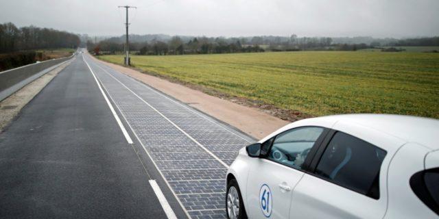 Почему первая в мире дорога из солнечных батарей не оправдала ожидания