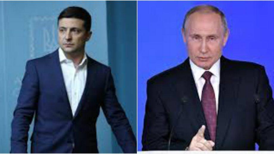 О чем вчера говорил Зеленский с Путиным по телефону