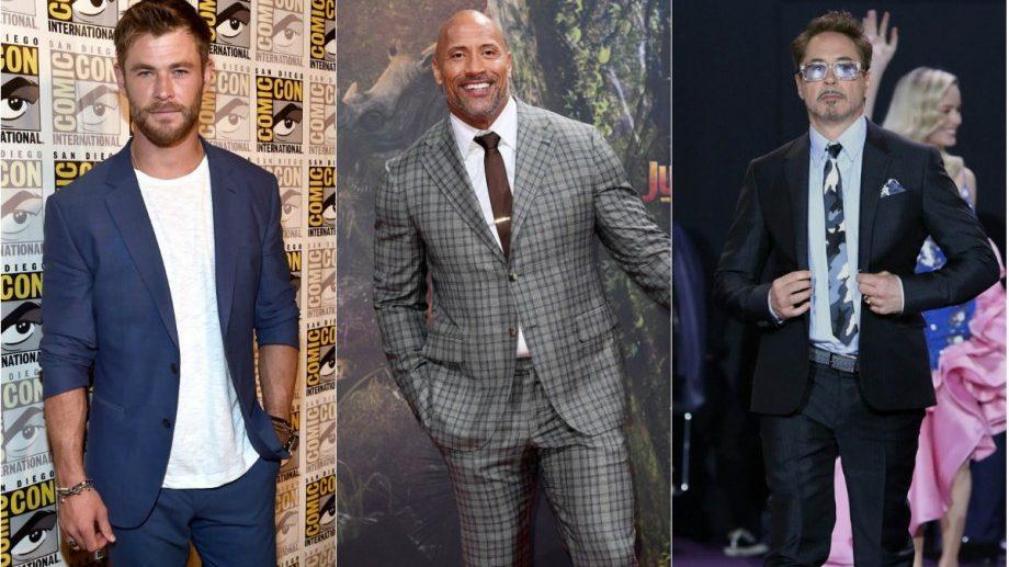 Forbes: самые высокооплачиваемые актеры 2019 года