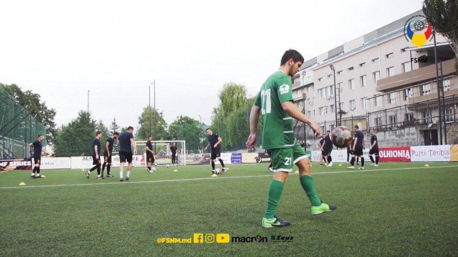 Хочешь стать футбольной звездой? Зарегистрируй команду для участие в чемпионате Молдовы по мини-футболу среди любителей