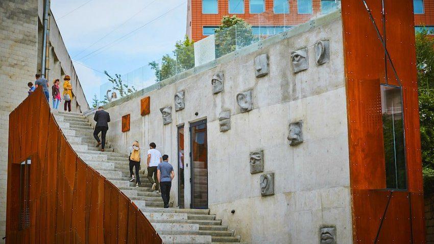 Молдавский проект АRTCOR прошел в финал архитектурного конкурса ArchDaily & Strelka Award