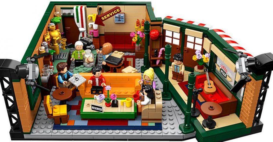Нью-йоркская шестёрка. LEGO выпустит набор, посвященный сериалу «Друзья»