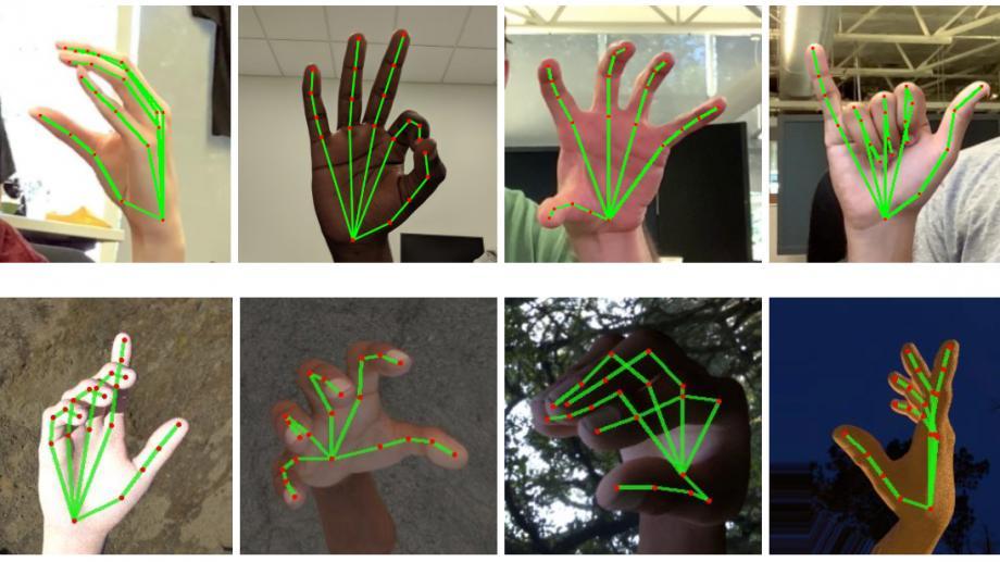 Создан искусственный интеллект, который способен распознавать язык жестов при помощи смартфона. Как это работает
