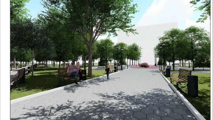 Еще один сквер будет обустроен в столичном секторе Рышкань. Работы планируют завершить в октябре