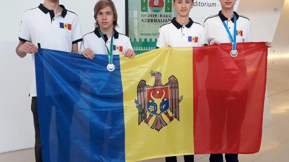 Наши ученики завоевали серебряную и бронзовую медали на Международной Олимпиаде по Информатике