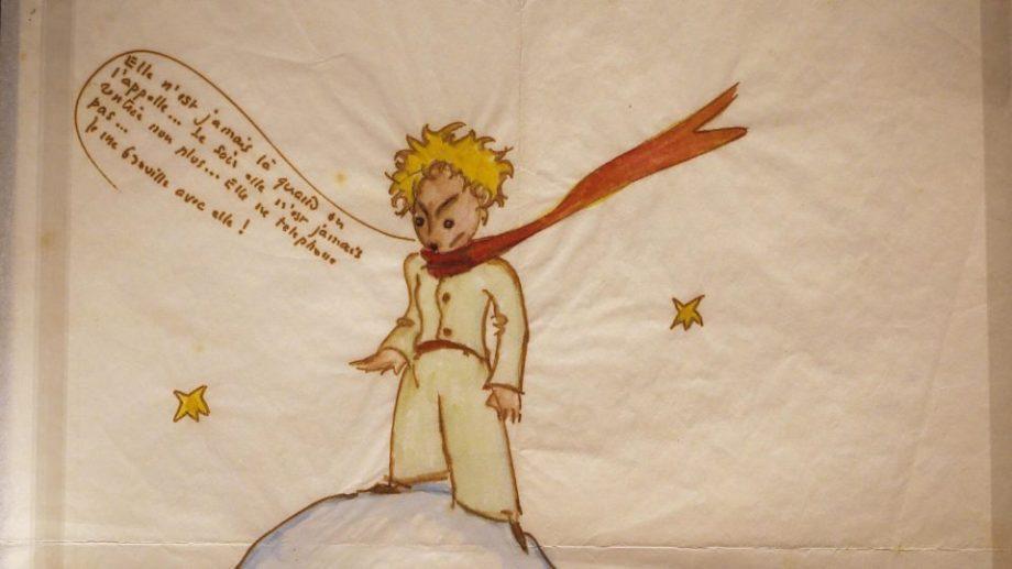 В Швейцарии нашли неизвестные рисунки Сент-Экзюпери к «Маленькому принцу»