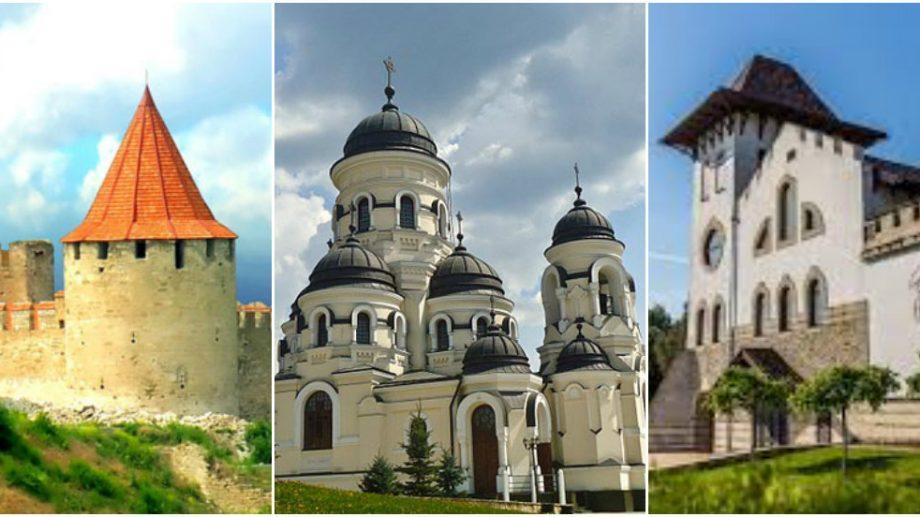 Список мест в Молдове, которые стоит посетить