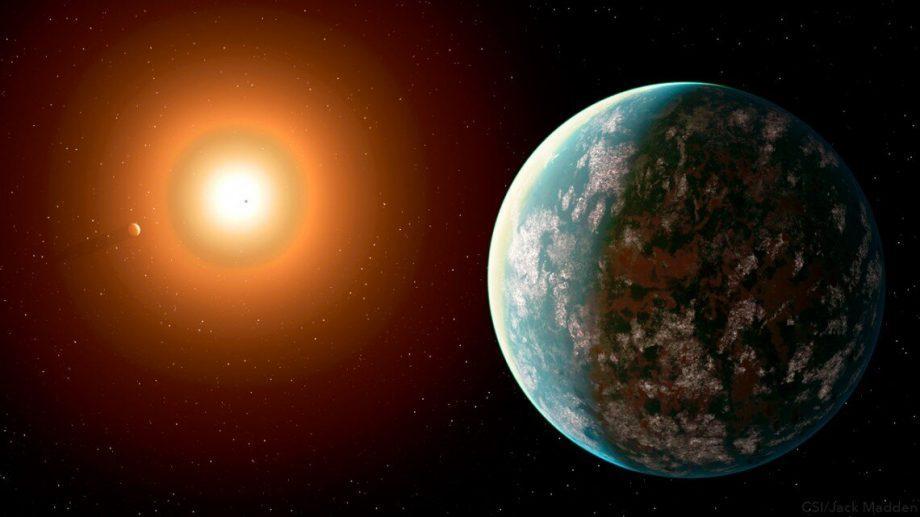 Астрономы обнаружили первую потенциально обитаемую планету