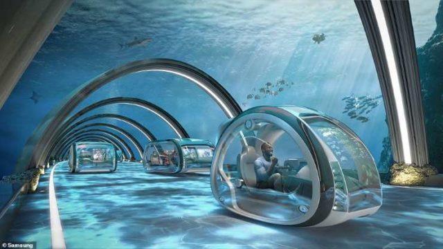 Подземные небоскребы, 3D-печать органов и чипсы из медуз. К чему нужно быть готовыми через 50 лет