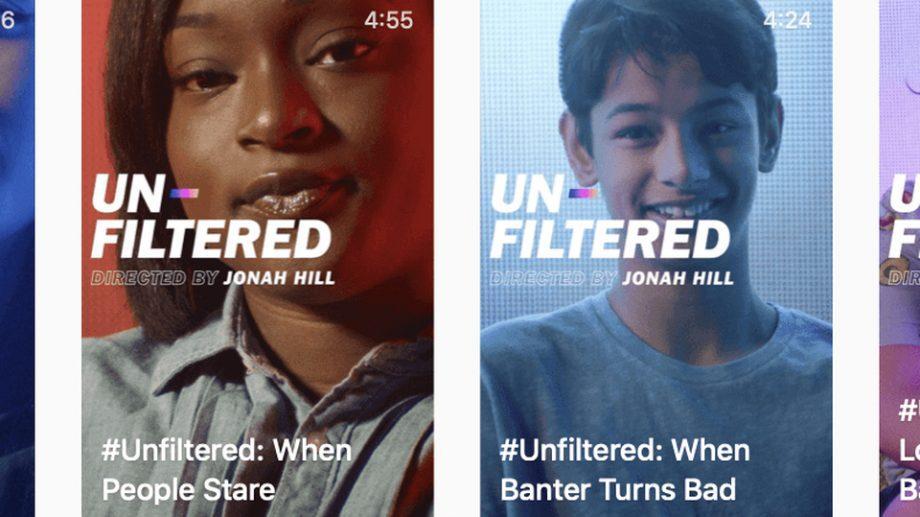 """Instagram выпустил сериал из четырех эпизодов """"Un-filtered"""" о подростковом буллинге"""