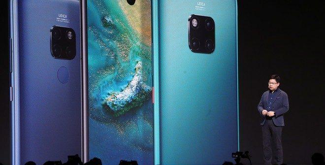 Huawei представила линейку флагманов Mate 30. Сколько будет стоить смартфон