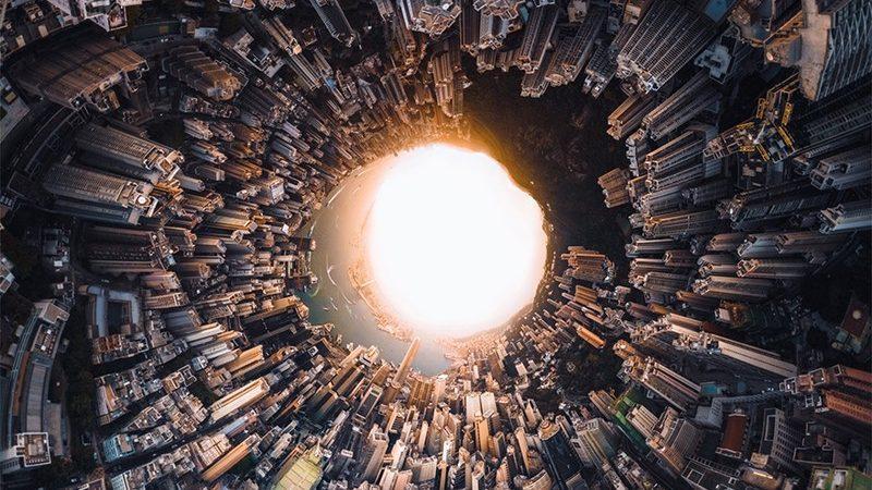 Мир с высоты птичьего полета: 26 уникальных фотографий, сделанных с помощью дронов
