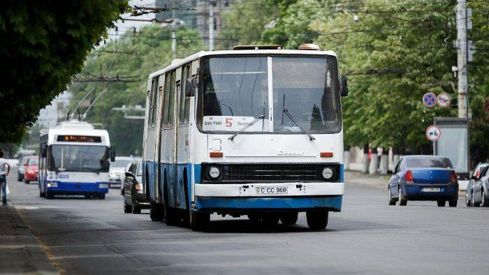 Более 60% столичных автобусов нуждаются в замене