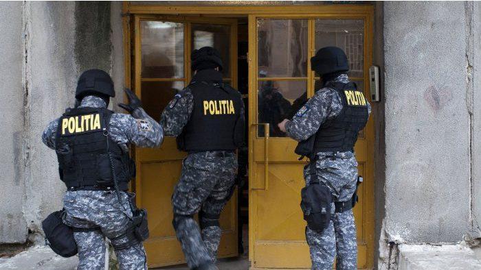 Обыски в Кишиневе и других населенных пунктах страны