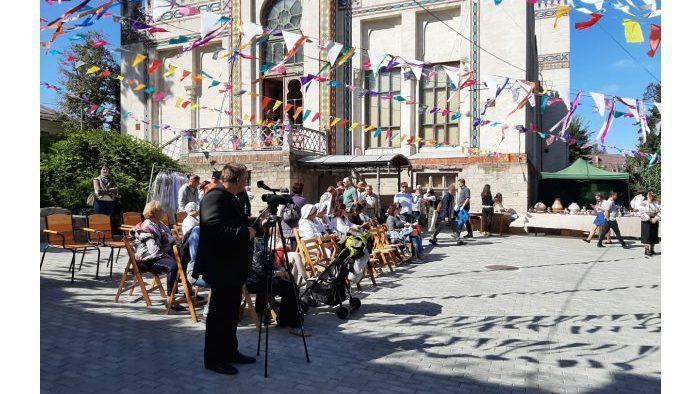Вчера в Национальном музее этнографии и естественной истории прошла ярмарка народных мастеров