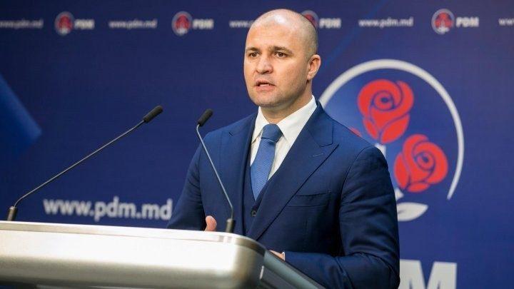 Завтра Владимир Чеботарь подаст документы для регистрации в качестве кандидата от ДПМ на пост мэра Кишинева
