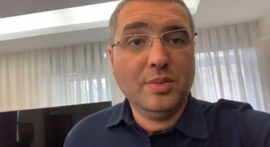 (видео) Ренато Усатый представил список лиц, которые должны быть задержаны по делу о краже миллиарда