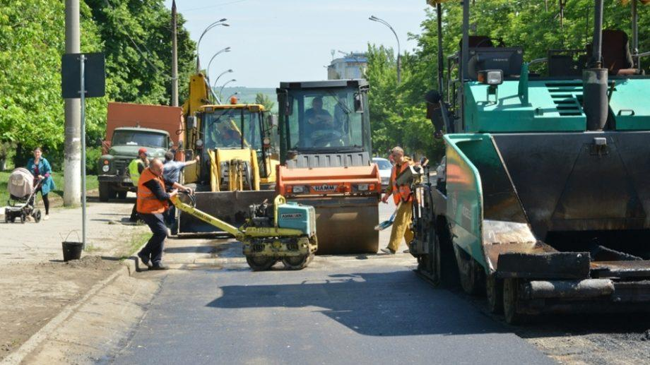 Одну из столичных улиц перекроют до 5 октября