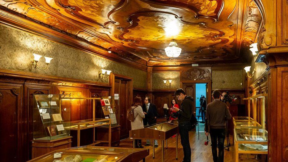 Был создан виртуальный тур по петербургскому музею Набокова