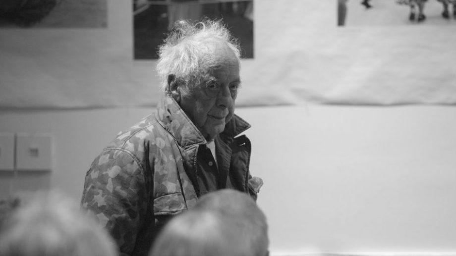 Умер знаменитый фотограф-документалист Роберт Франк