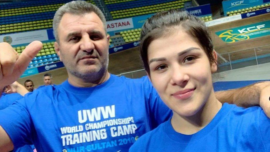 Анастасия Никита обеспечила себе участие в Олимпиаде в Токио