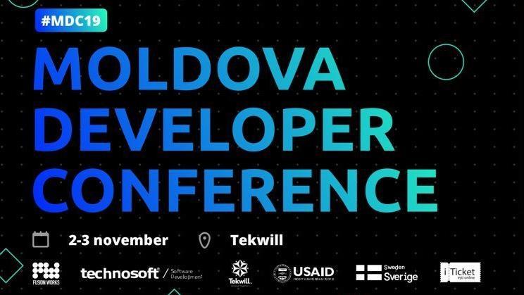 Самая большая IT-конференция в Молдове: что будет и почему стоит пойти