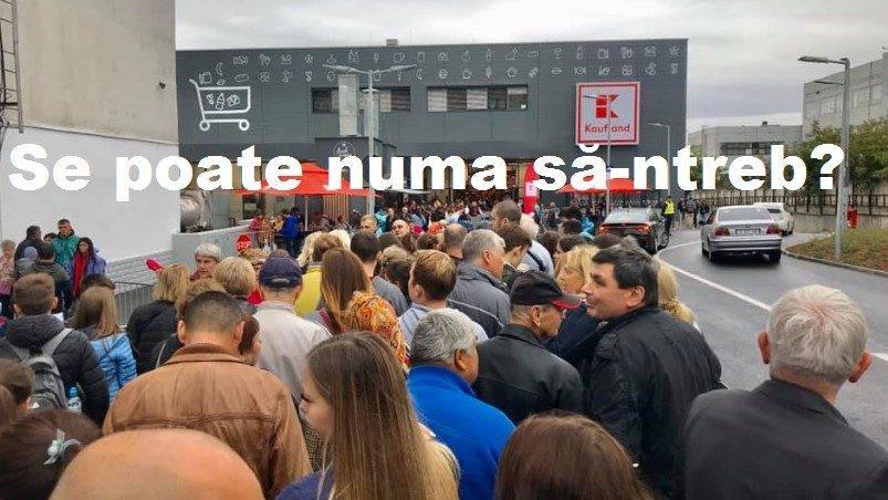 (фото) Популярные мемы об открытии магазинов Kaufland в столице