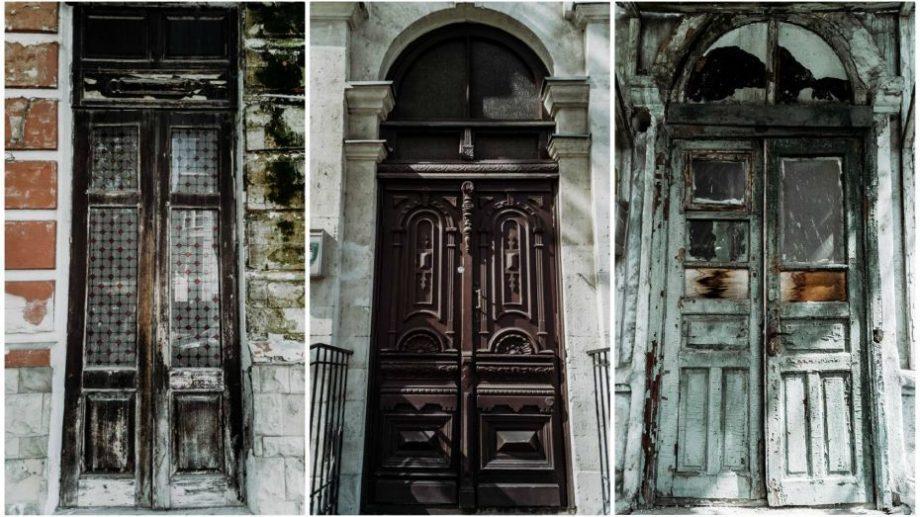 (фото) Двери старого Кишинева. Подборка фотографий Сергея Котруцэ