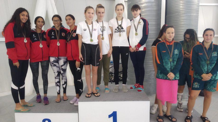 (видео, фото) Молдавские пловцы привезли с Международного Турнира «Бриз» 80 медалей