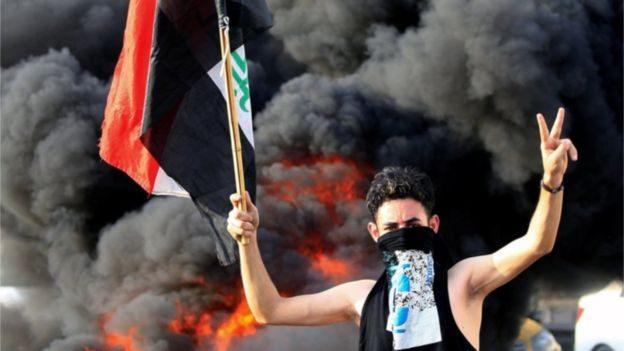 Пять дней протестов в Ираке: около 100 погибших и четыре тысячи раненых. Требования протестующих