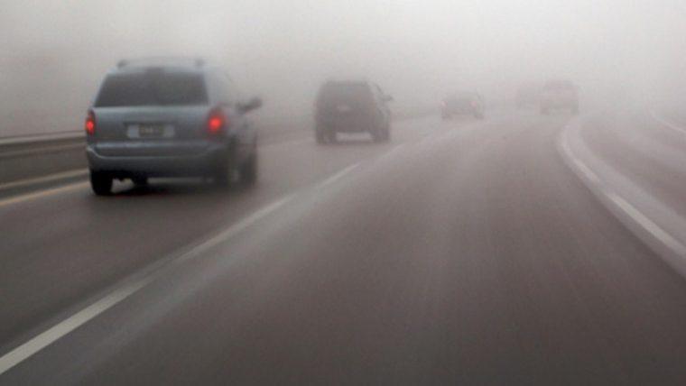 На завтра объявлен «желтый код» метеоопаности  в связи с туманом
