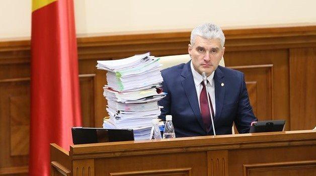 Отчет комиссии Слусаря: Илан Шор и Влад Филат – финансовые бенефициары, а Плахотнюк – политический