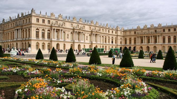 На территории Версальского дворца в Париже откроется отель. В нем будет 14 номеров