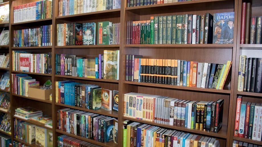 Чтение – отдых для души. Где можно купить хорошие книги в Тирасполе