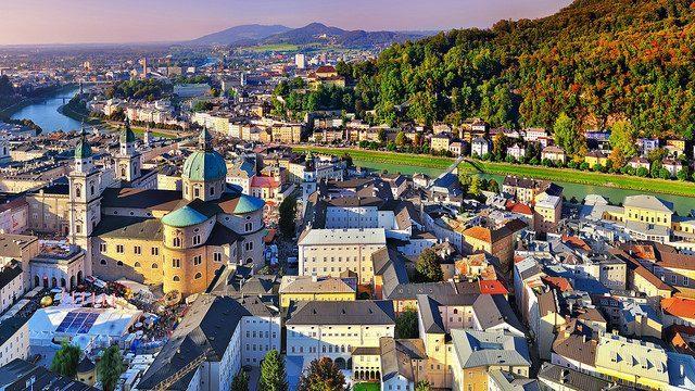 Трехмесячная стажировка в Австрии. Salzburg Global Seminar оплачивает все расходы