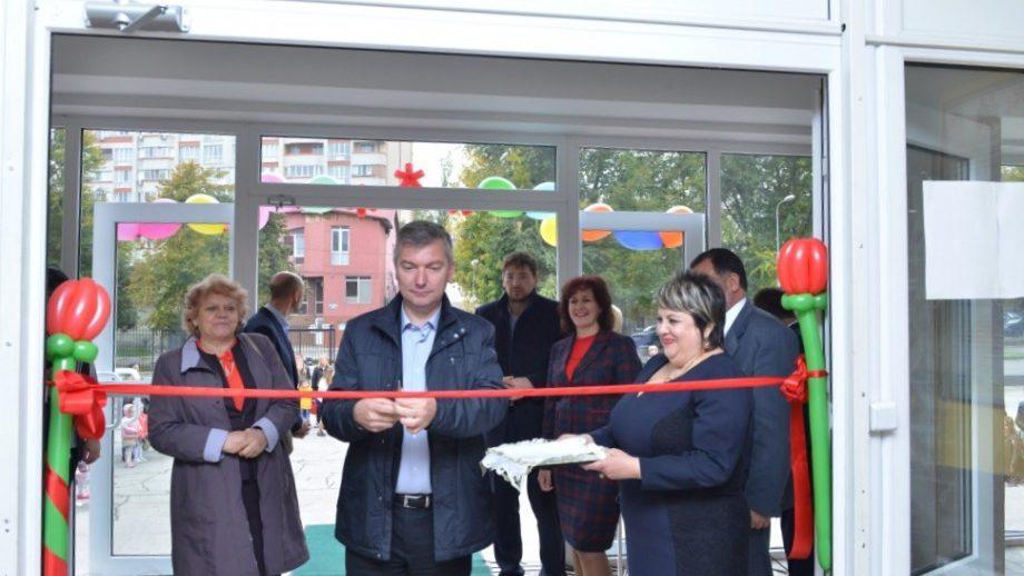 (фото) В столице открылся новый детский сад для русскоговорящих детей. Стоимость проекта – 6, 6 миллионов лей