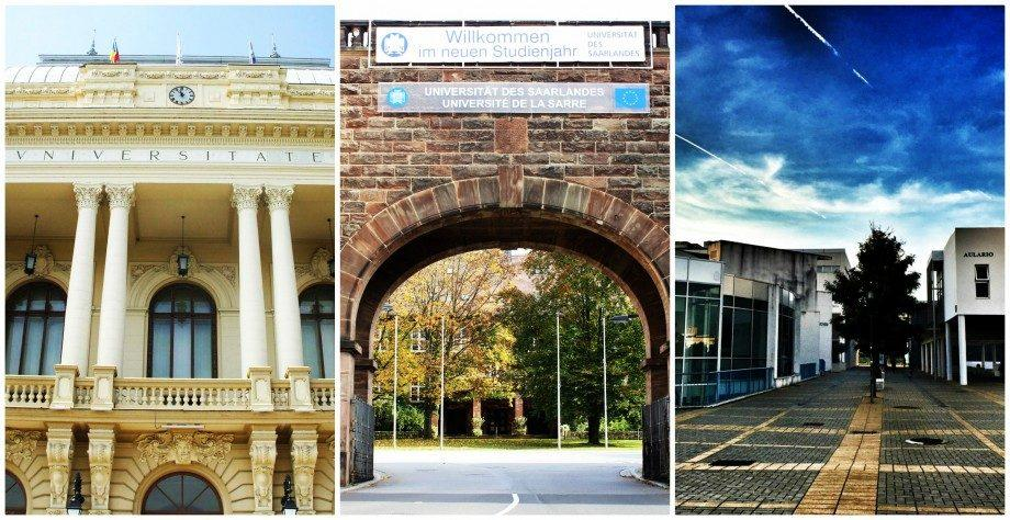 Студенты Молд.ГУ могут получить гранты на мобильность в Германии, Румынии и Испании. Каковы условия