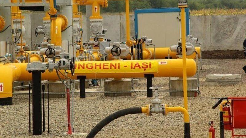 Газопровод Яссы-Унгены-Кишинев запустят весной 2020 года