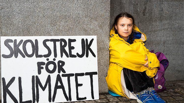 «Движение заклимат ненуждается внаградах»: Грета Тунберг отказалась принять премию в размере более $50 000