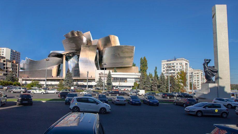 """Один из кандидатов на пост мэра Кишинева предлагает построить музей Гуггенхайма на месте гостиницы """"Националь"""""""